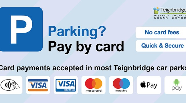 The easy way to pay in our car parks.